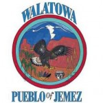 Logo of the Jemez Pueblo