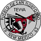 Logo of the San Ildefonso Pueblo